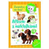 ALBUM Z NAKLEJKAMI CZĘŚĆ 4 WĄSIK. ZAOPIEKUJ SIĘ MNĄ (2013)