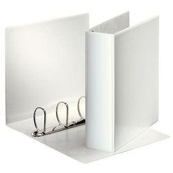 ESSELTE Segregator ofertowy PANORAMA ekonomiczny A4, 4DR/60, grzbiet 90mm, biały