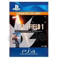 Battlefield 1 - pakiet wyposażenia szturmowca [kod aktywacyjny] marki Sony