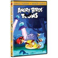 Imperial cinepix Angry birds toons. sezon 3 (część 2) (dvd) (5903570159442)