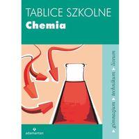 Tablice szkolne Chemia - Wysyłka od 3,99 - porównuj ceny z wysyłką (160 str.)