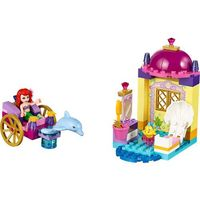 Lego DISNEY PRINCESS Disney princess - kareta arielki (ariel's dolphin carriage) - juniors 10723