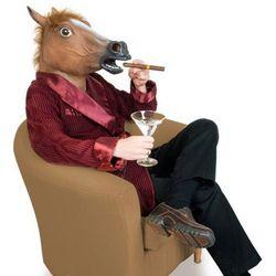 Halloween Horse Mask Gangnam Style Cosplay Prop For Fancy Ball Party Show, kup u jednego z partnerów