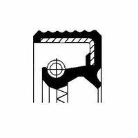 Pierścień uszczelniający wału, piasta koła  12013359b marki Corteco