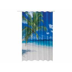 MIOMARE® Zasłona prysznicowa 180 x 200 cm, 1 sztu