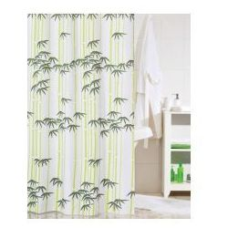 zasłonka prysznicowa bambus awd02100568 marki Awd interior