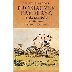 Prosiaczek Fryderyk i dzięcioły, książka w oprawie twardej