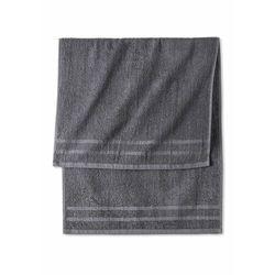 Komplet ręczników (6 części) antracytowy marki Bonprix