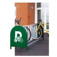 Stojak rowerowy dwustronny - 16 stanowisk marki Procity