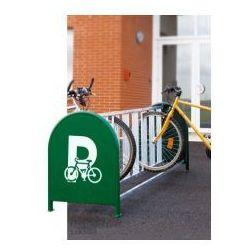 Stojak rowerowy dwustronny - 16 stanowisk - sprawdź w wybranym sklepie
