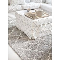 Dekoria dywan royal marocco light grey/cream 160x230cm, 160x230cm