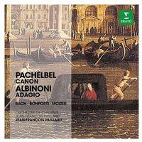 The Erato Story. Pachelbel: Canon / Albinoni: Adagio (CD) - Jean Francois Paillard