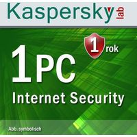 Kaspersky Lab Internet Security 2017 1 PC Win