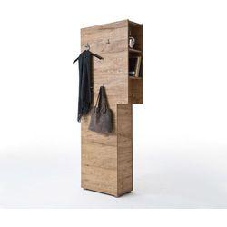 Wenecja panel stojący z wieszakami i półkami marki Fato luxmeble