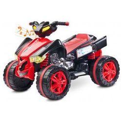 Toyz Raptor duży Quad na akumulator red nowość 2016 (dziecięcy pojazd elektryczny) od sklep-bambino.pl