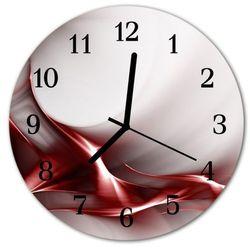 Zegar ścienny okrągły Abstrakcja