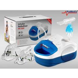 Inhalator Promedix PR-800 Zestaw nebulizator, maski, filtry, kup u jednego z partnerów