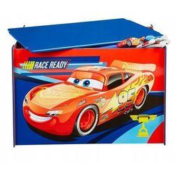 Disney Skrzynka na zabawki, Auta, 60x40x40 cm, niebieska, WORL320020 (5013138663134)
