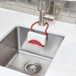 - uchwyt na akcesoria do mycia sling - czerwony marki Umbra