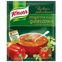 Knorr  60g węgierska zupa gulaszowa z czerwoną papryką