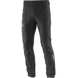 Spodnie Momentum S.shell FZ Black 1516, kolor czarny
