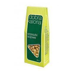 Orzeszki sojowe naturalne 60g, produkt z kategorii- Preparaty na poziom cukru