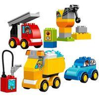 Lego CARS Moje pierwsze pojazdy (my first cars and trucks) 10816