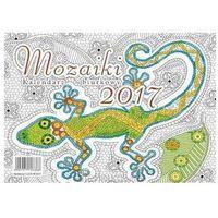 Kalendarz 2017 Biurowy. Mozaiki
