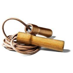 Skakanka Excellerator Handle Wood, skóra 285 cm z kategorii Piłki i skakanki