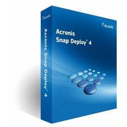 Acronis Snap Deploy 5 for PC, kup u jednego z partnerów