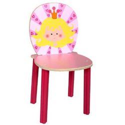 HESS Krzesełko Księżniczka - produkt z kategorii- Krzesła i stoliki