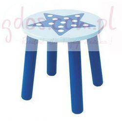 Krzesełko niebieska gwiazda, marki Jabadabado