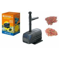 Aquael /aqua szut kaskada 3600l/h pompa fontannowa gratis!