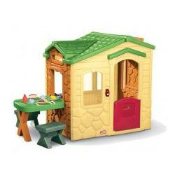 Little tikes  duży domek ogrodowy patio