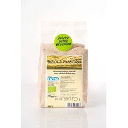 MĄKA Z PŁASKURKI BIO 400 g - NIRO (mąka)