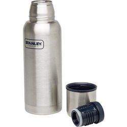Termos  10-01562-016, pojemność: 750 ml, 507 g, kolor: stali szlachetnej (szczotkowanej) marki Stanley