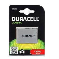 Akumulator Duracell NB-10L li-ion 820mAh do Canon