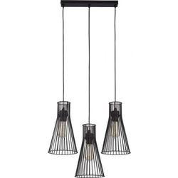 Lampa wisząca TK Lighting Vito Black 3 / 1499 - produkt z kategorii- Pozostałe oświetlenie