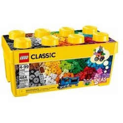 Lego polska Klocki classic kreatywne klocki średnie pudełko