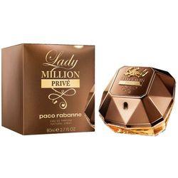 lady million prive woman 80ml edp od producenta Paco rabanne