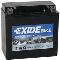 Akumulator  agm12-12 / ytx14-bs 12ah 200a marki Exide