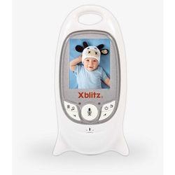 Niania Elektroniczna Xblitz Baby Monitor 2,4 GHz z kamerą, BABY Monitor