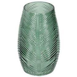 wazon remo green 20cm, 13x13x20cm marki Dekoria