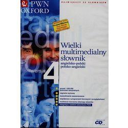 Wielki Multimedialny Słownik Angielsko-Polski Polsko-Angielski PWN-OXFORD Wersja 4.0, pozycja wydawnicza