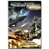Starship troopers: Inwazja (DVD) - Shinji Aramaki (5903570152139)