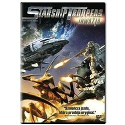 Starship troopers: Inwazja (DVD) - Shinji Aramaki z kategorii Filmy science fiction i fantasy