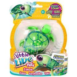 Cobi Little Live Pets Interaktywny żółwik Digi - produkt dostępny w Satysfakcja