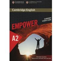 Cambridge English Empower Elementary Student's Book, Cambridge University Press