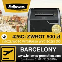 Fellowes 425Ci (0438596273254)