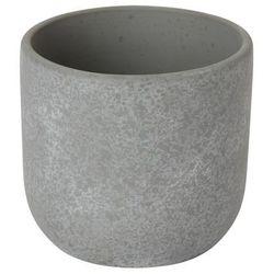 Doniczka ceramiczna ozdobna 9 cm speckle marki Goodhome